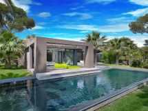 Modern House Design Veranda