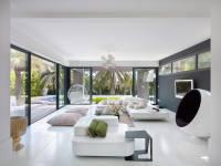 sleek-living-room-decor   Interior Design Ideas.