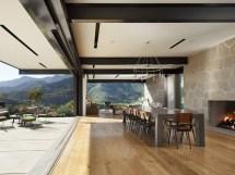 Million Dollar Home Interior Dining Room