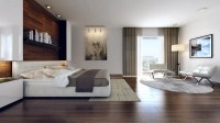 dark-wood-bedroom-floor | Interior Design Ideas.