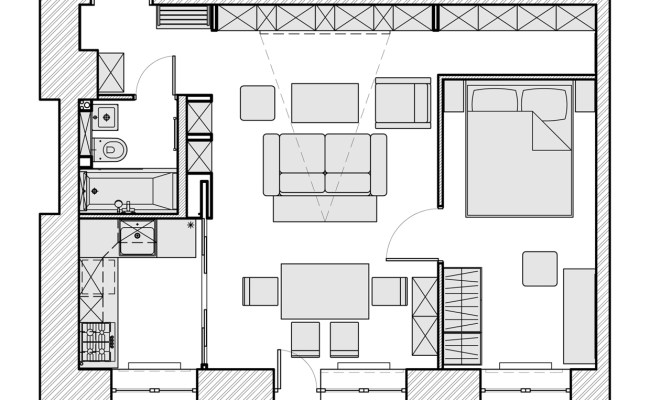 Small House Plans Under 500 Sq Ft Zion Star