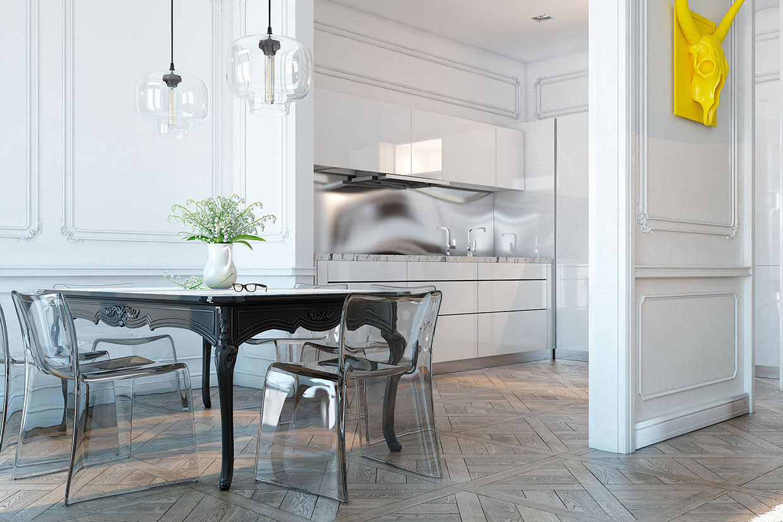 lucitechairs  Interior Design Ideas