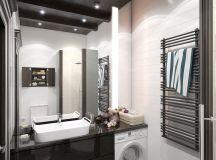 cool-tiled-bathroom-design | Interior Design Ideas.