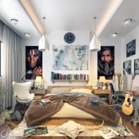 hipster-bedroom-decor | Interior Design Ideas.