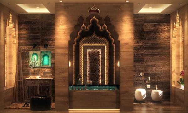 modern bathroom designs on a budget