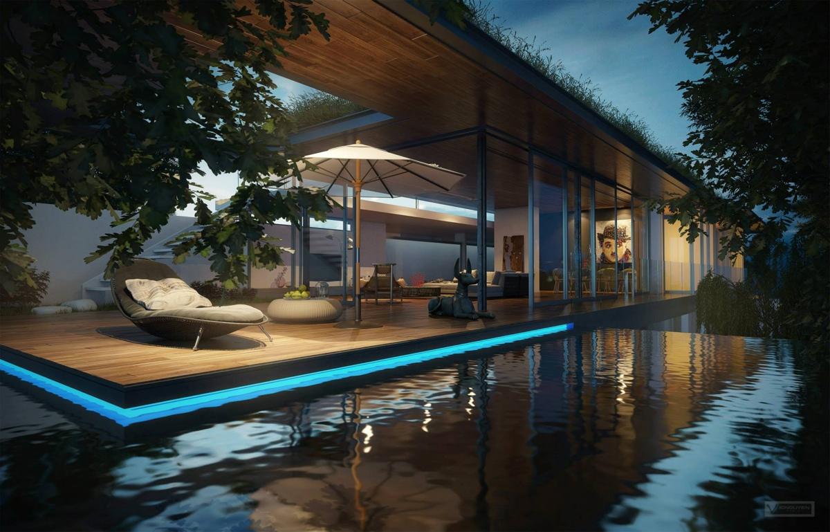 Modern Deck Design Interior Design Ideas