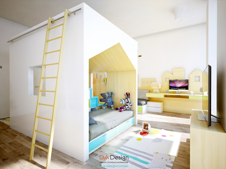 modernplayroomdecor  Interior Design Ideas