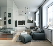 3 Scandi-Style Home Interiors Under 70 Square Metres (750