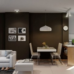 Loveseat Or Sofa Difference Most Comfortable Sleeper 23 Open Concept Apartment Interiors For Inspiration