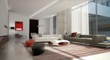 Futuristic Home Decor Living Room