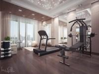 home-gym-design-ideas   Interior Design Ideas.