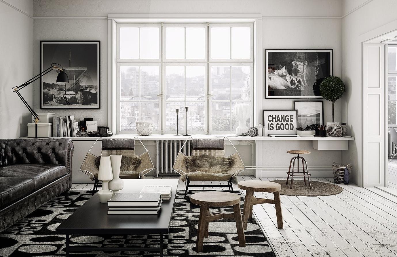 loftlivingroomdesign  Interior Design Ideas