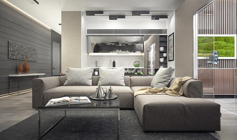 minimalistlivingroom  Interior Design Ideas