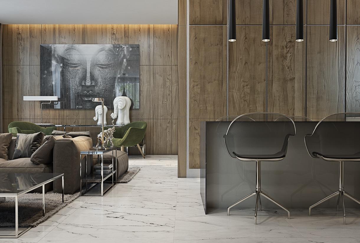 living room furniture for studio apartments traditional sofa modern chair minimalist apartment | interior design ideas.
