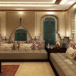 Moroccan Style Living Room Decor Chairs For Big Lots Throw Pillows Interior Design Ideas