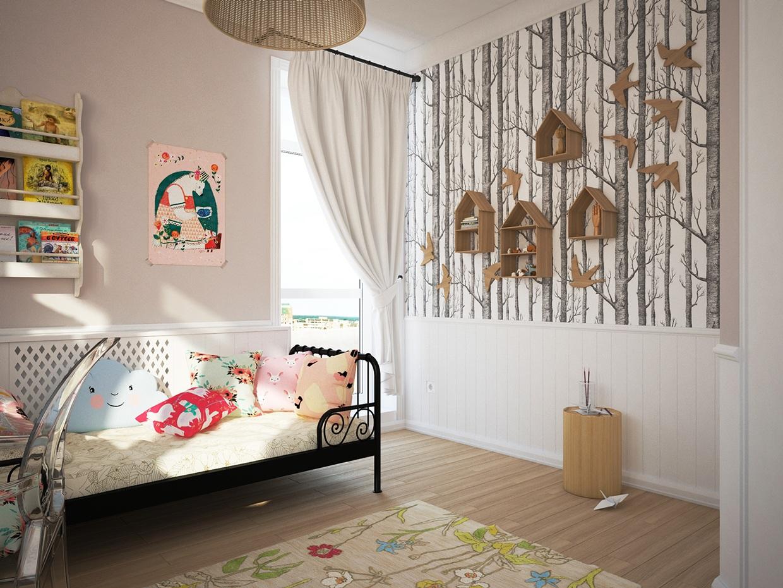 Cute Kids Rooms By Fajno Design