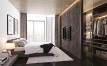 Cool Bedrooms Clean And Simple Design Inspiration