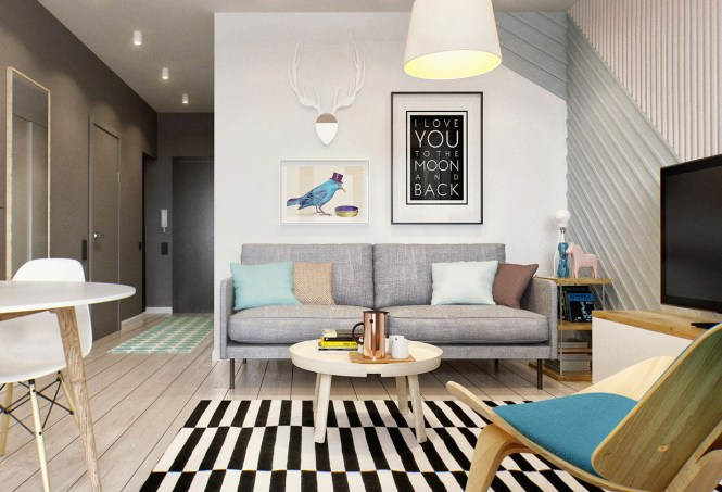 Cool Interior Decorating Ideas For Small Living Rooms Also Room Es Cozy Modern