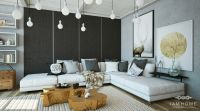 Stylish St. Petersburg Apartment for an Artistic ...