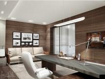 Modern Home Office Interior Design Ideas