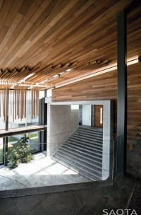 modern-wood-ceiling | Interior Design Ideas.