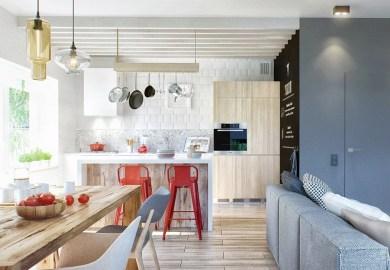 Kitchen Design Open Floor Plan