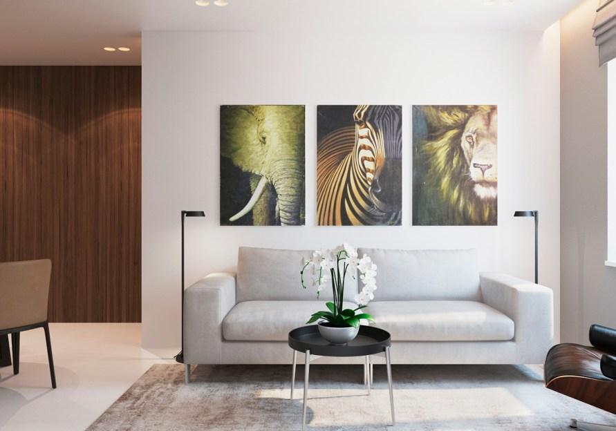 vibrant-living-room-design | Interior Design Ideas.