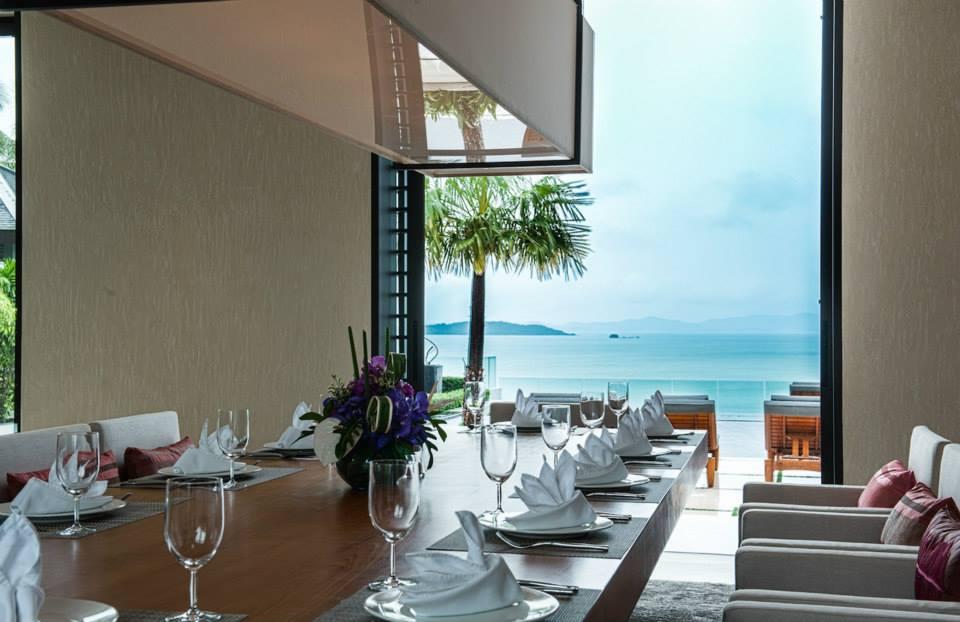 beachviewdiningroom  Interior Design Ideas