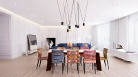 eclectic-dining-room | Interior Design Ideas.