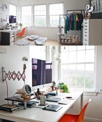 fashion-forward-home-office | Interior Design Ideas.