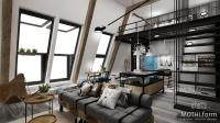 industrial-loft-design | Interior Design Ideas.