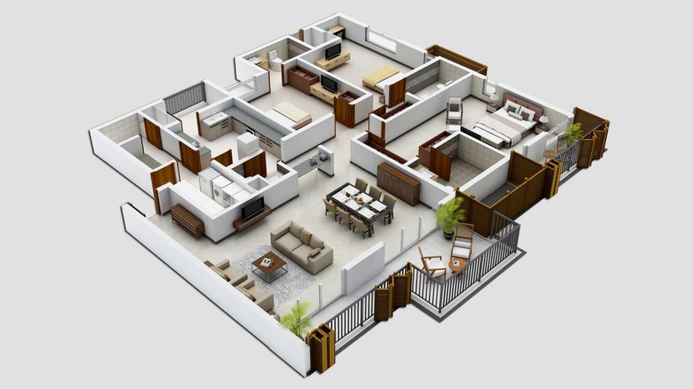 medium resolution of electrical wiring diagram 3 bedroom flat