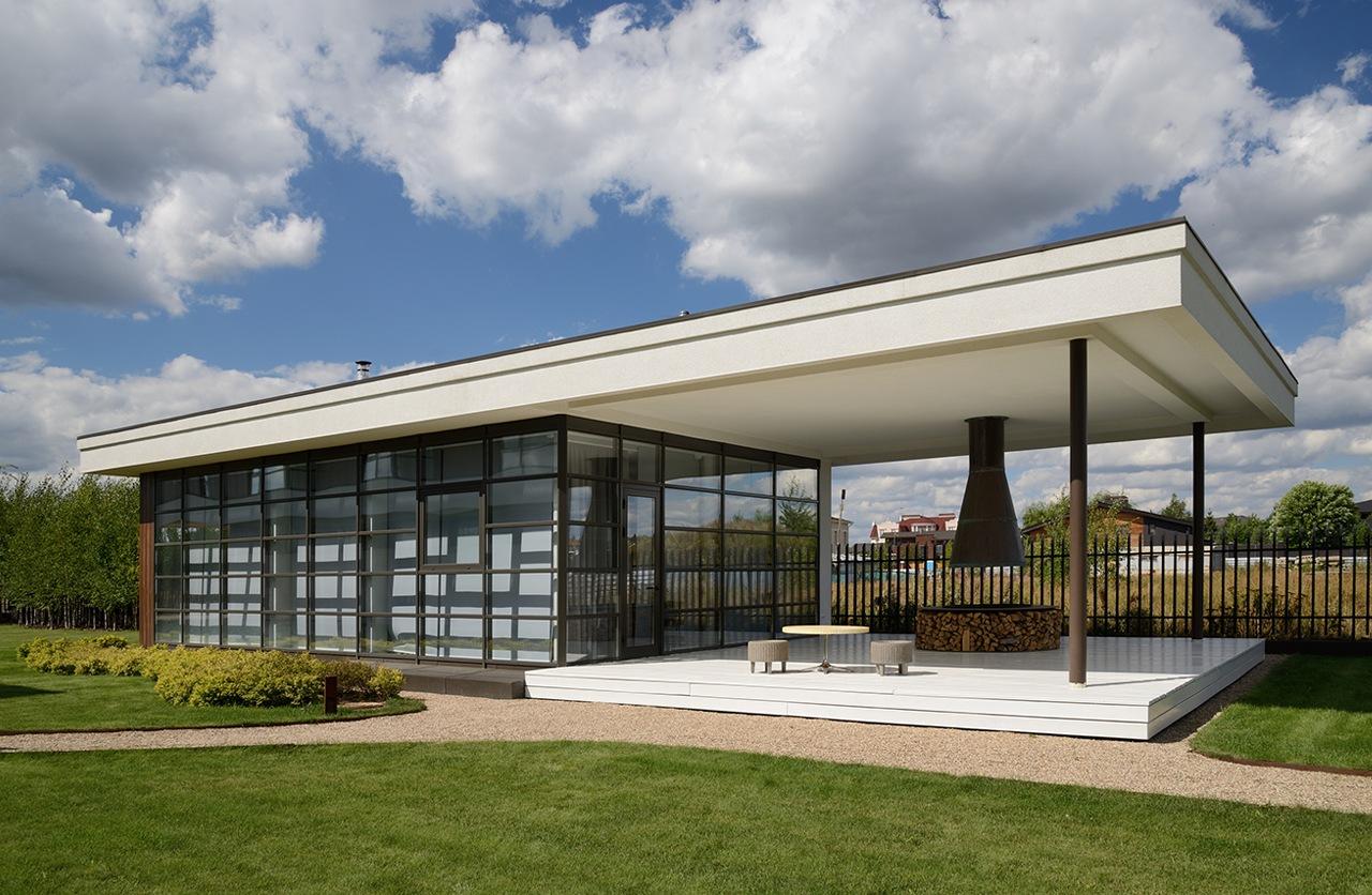 Pool House Design Interior Design Ideas