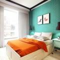 Quirky bedroom decor interior design ideas