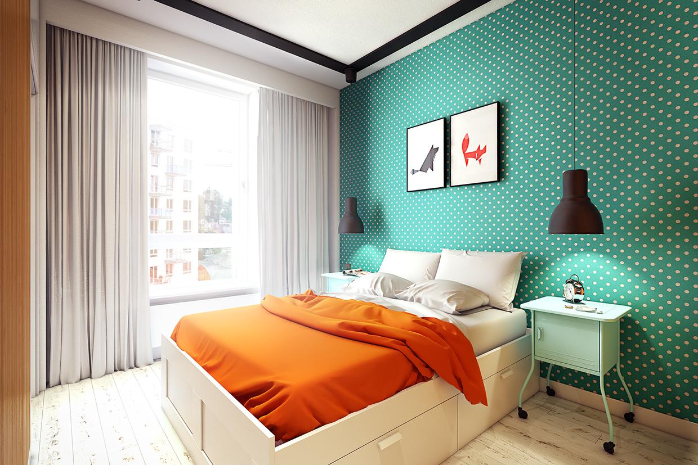 Quirky Bedroom Decor Interior Design Ideas