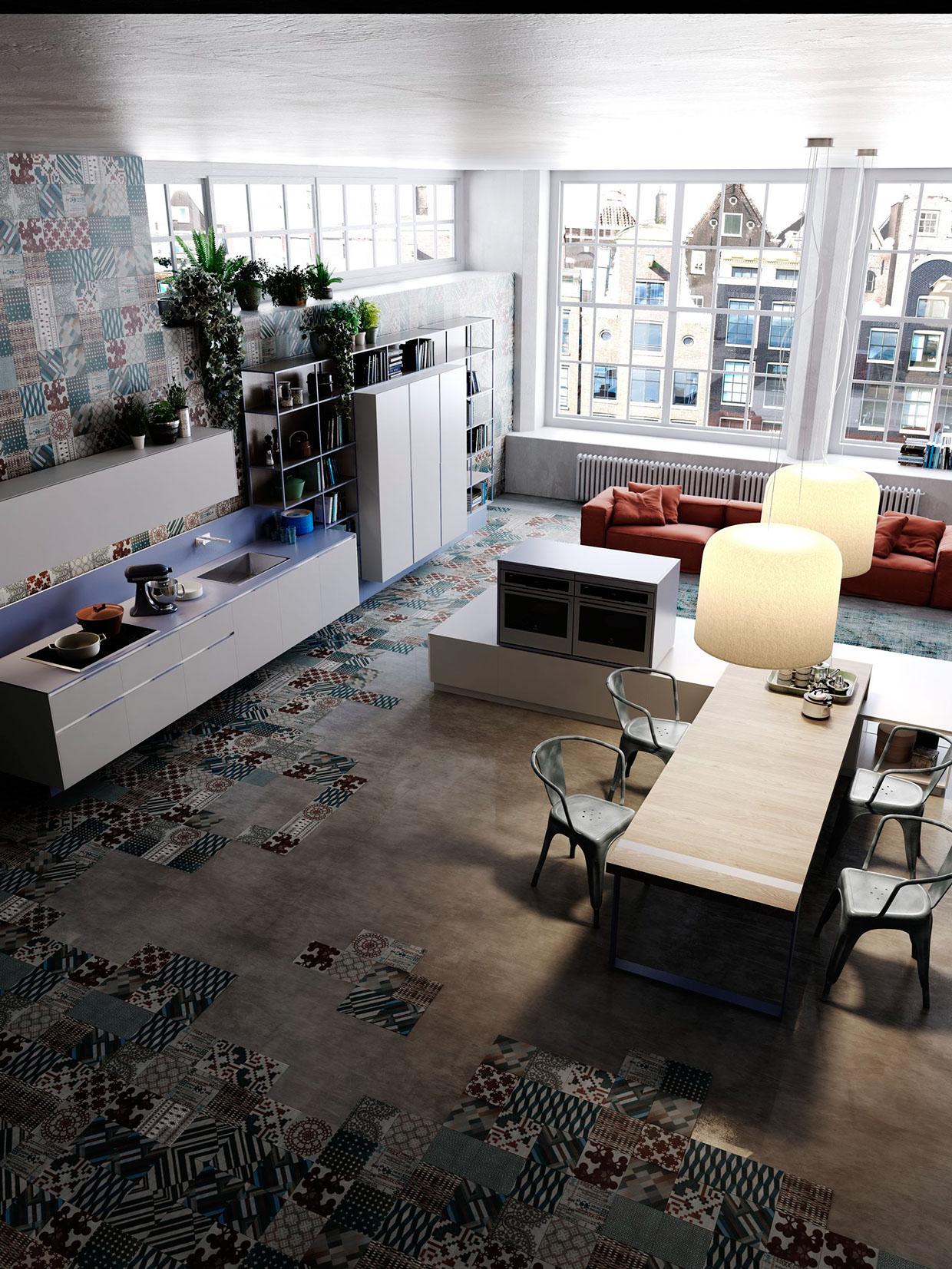 7 Inspirational Loft Interiors