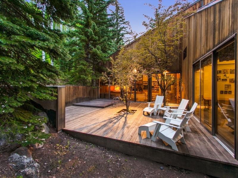 Cabin Deck Design Interior Design Ideas