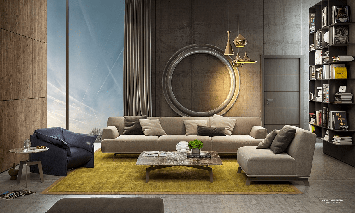unique designs for living rooms interior designing room 20 creative style inspiration