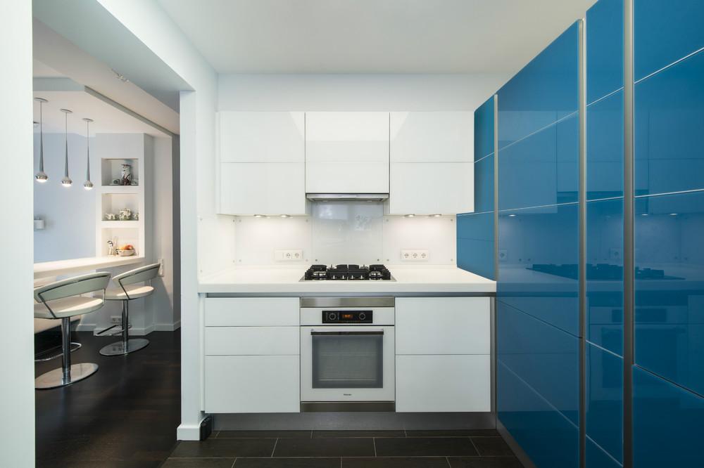 simplesmallwhitekitchen  Interior Design Ideas