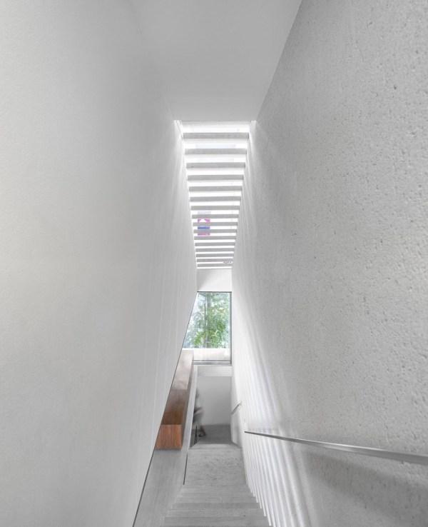 White-plaster-design Interior Design Ideas