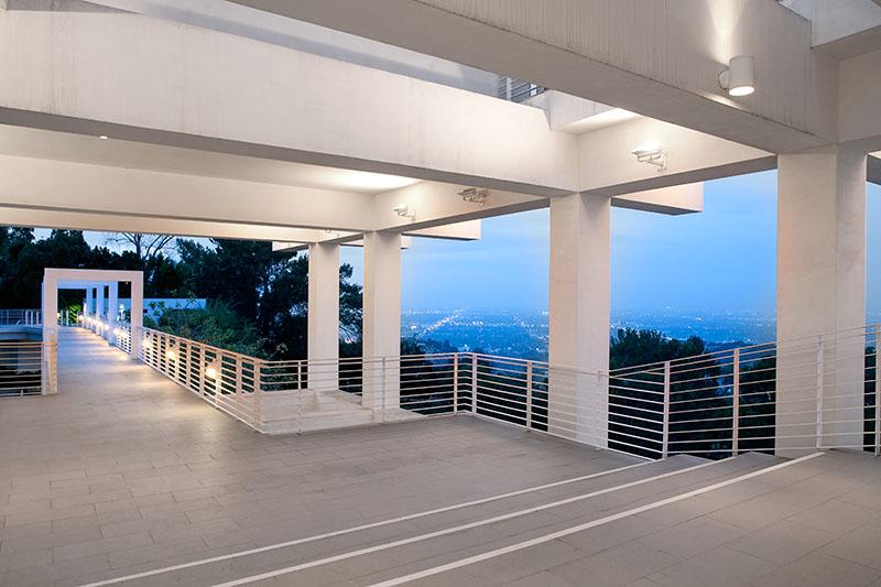 Bel Air Estate Made for Design Conscious Royalty