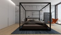 Modern Canopy Beds - Home Design