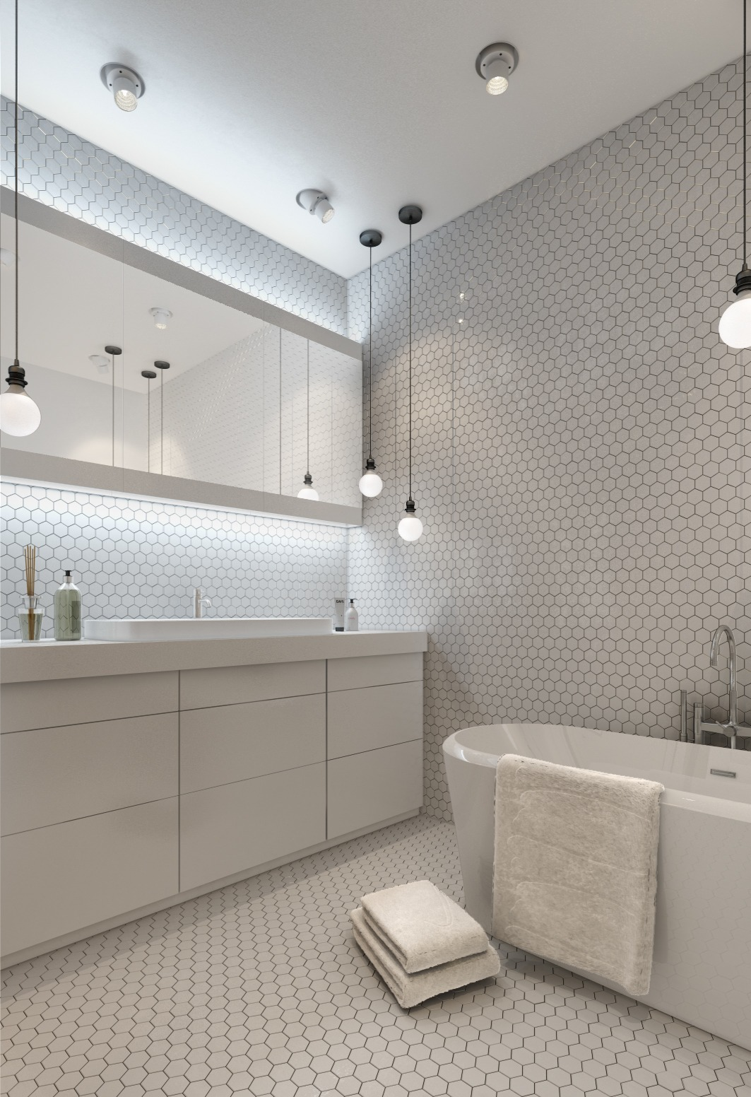 Cool Bathroom Designs