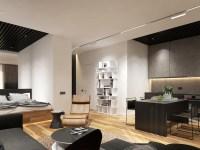 bachelor-studio-apartment | Interior Design Ideas.