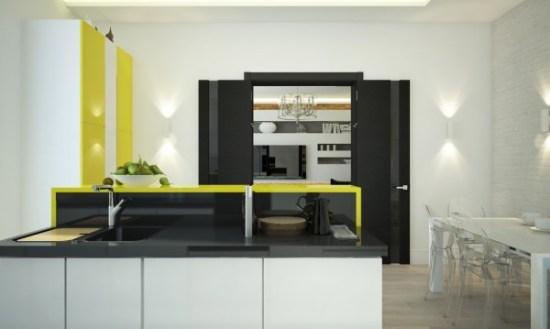 black-granite-countertop