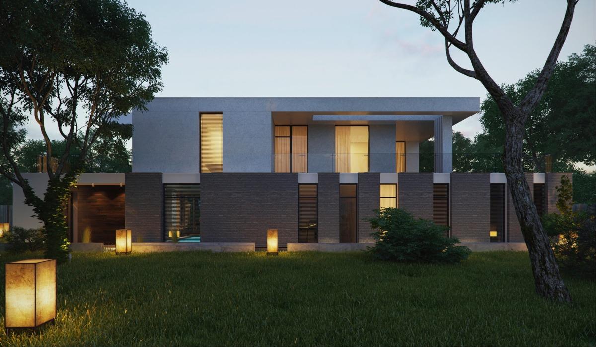 Home Exterior Boundary Design Brightchat Co