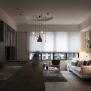 Cozy Modern Living Room Zion Star