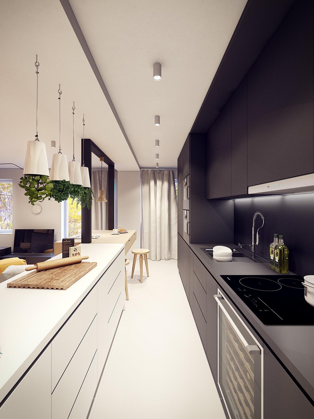 creativesleekkitchen  Interior Design Ideas