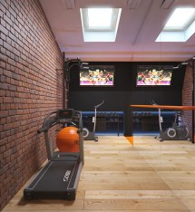 Home Gym Design Ideas