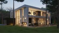 modern-box-home | Interior Design Ideas.